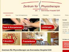 Zentrum für Physiotherapie am Borro